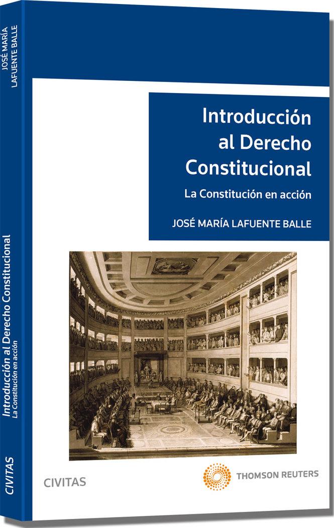 Introduccion al derecho constitucional