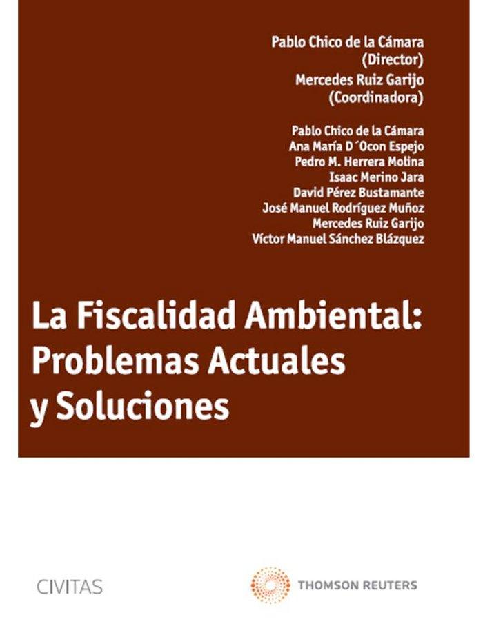Fiscalidad ambiental problemas actuales y soluciones,la