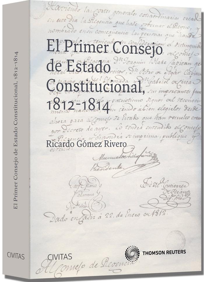 Consejo de estado 1812 1814