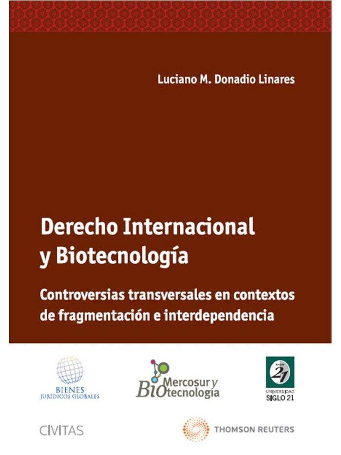 Derecho internacional y biotecnologia