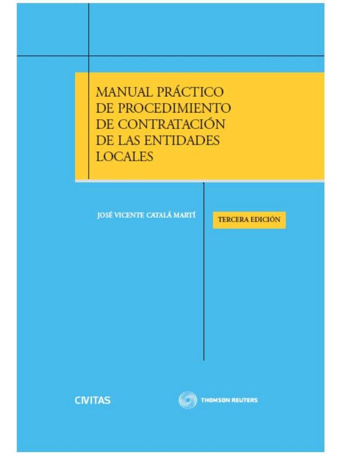 Manual practico de procedimiento contratacion de entidades