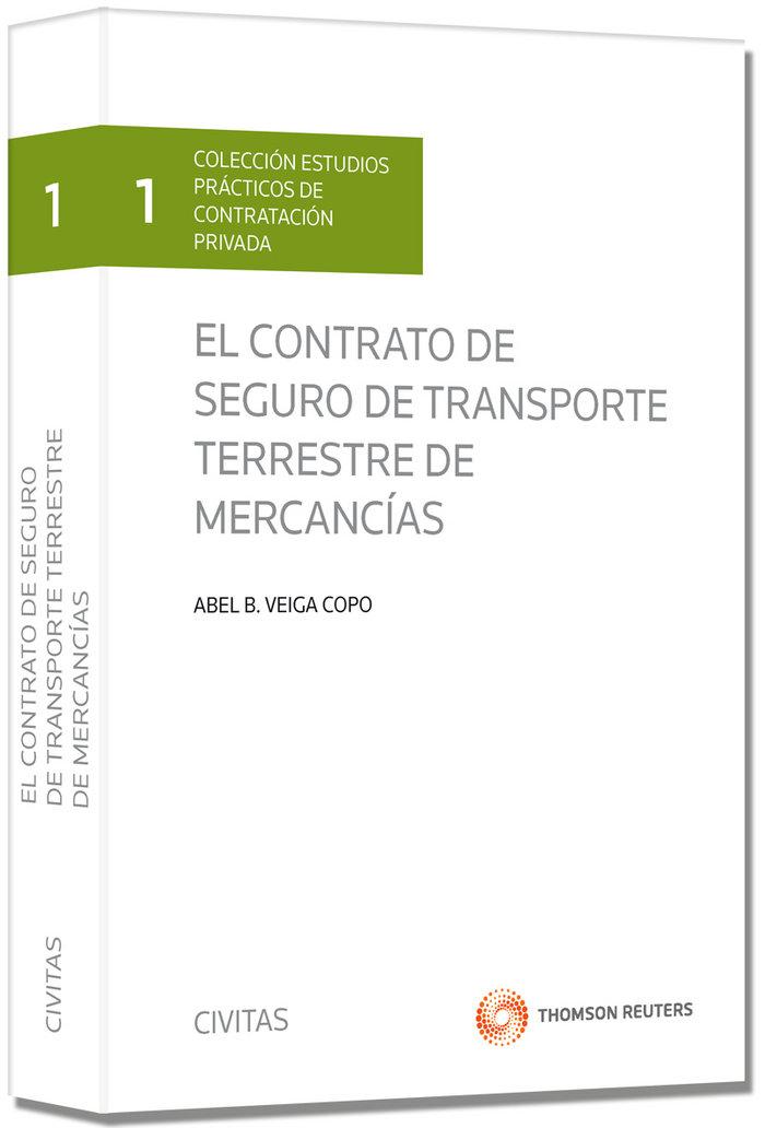 Contrato de seguro de transporte terrestre de merecancias
