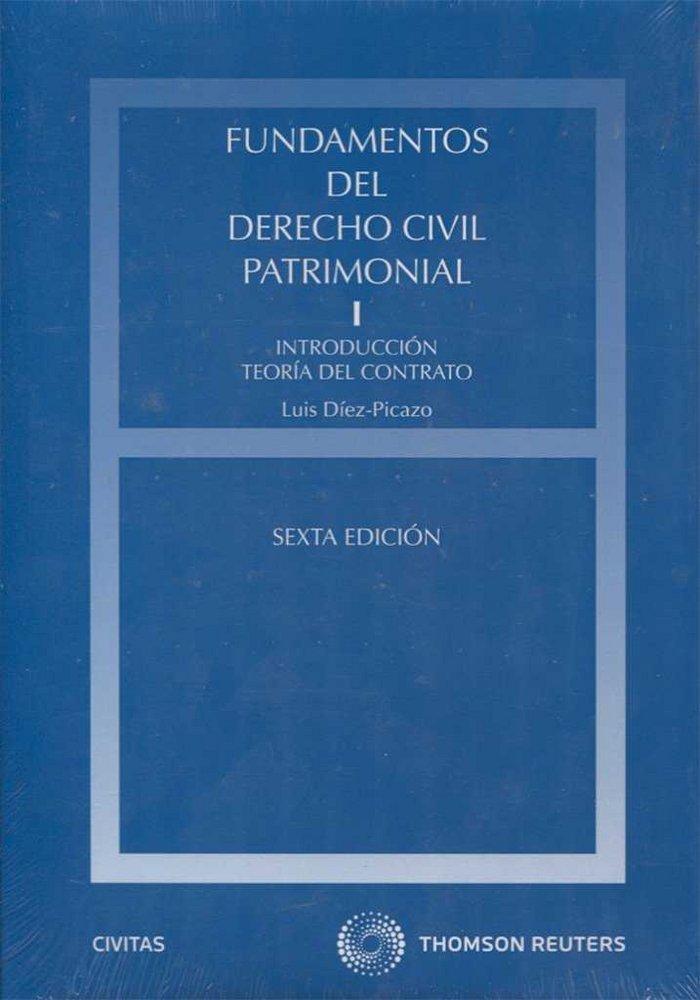Fundamentos derecho civil patrimonial 6 vol.