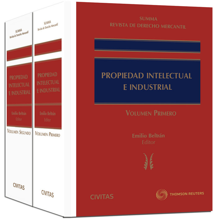 Summa revista de derecho mercantil. propiedad industrial e i