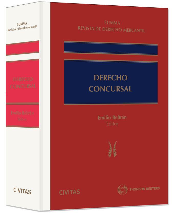 Summa revista de derecho mercantil.derecho concursal