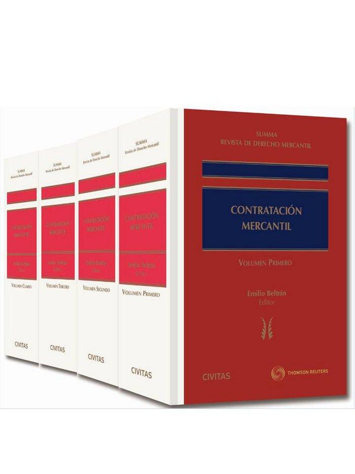 Summa revista de derecho mercantil. contratacion mercantil (
