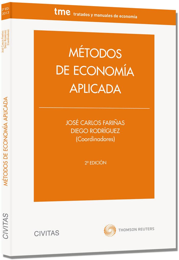 Metodos de economia aplicada 2ºed 2013