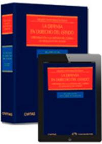 Defensa en derecho del estado (papel + e-book) - aproximacio