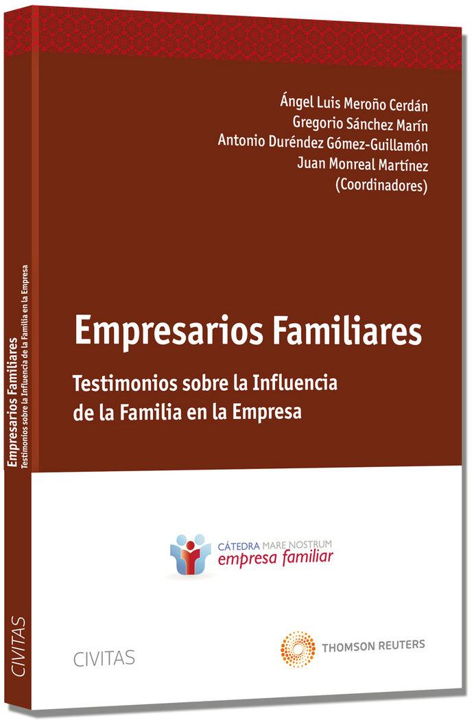 Empresarios familiares