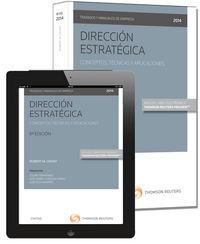 Direccion estrategica conceptos tecnicas y aplicaciones duo