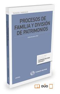Procesos de familia y division de patrimonios