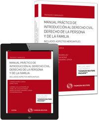 Manual practico introduccion al derecho civil 1ºed