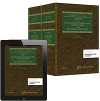 Codigo de legislacion inmobiliaria hipotecaria y registro