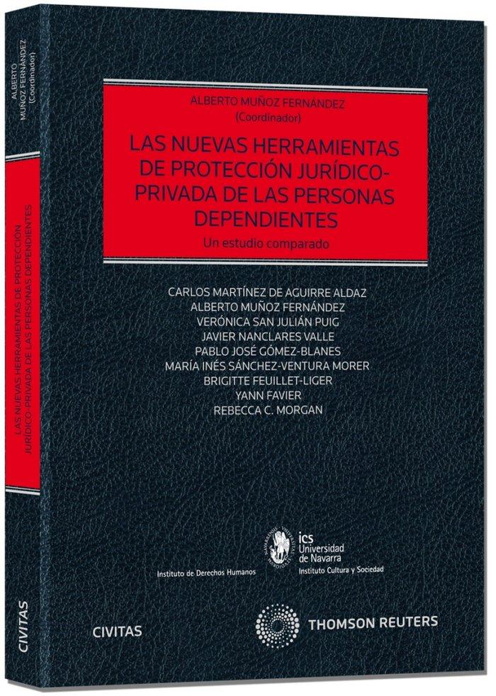 Nuevas herramientas de proteccion juridico privada de perso