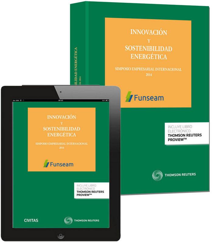 Innovacion y sostenibilidad energetica (papel + e-book)
