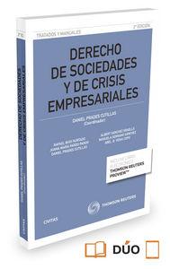 Derecho de sociedades y de crisis empresariales (papel + e-b
