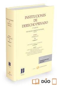 Instituciones de derecho privado tomo i personas vol 2