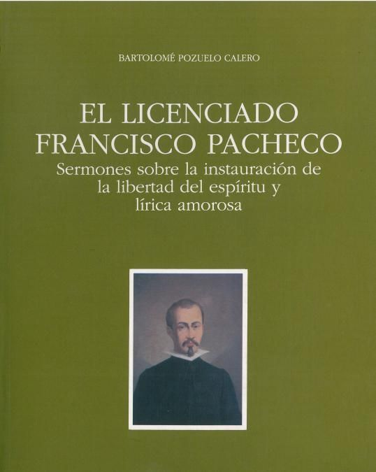 El licenciado francisco pacheco