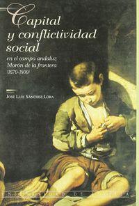 Capital y conflictividad social