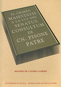 Crimen maiestatis a la luz del senatus consultum de cn. piso