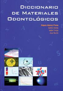 Diccionario de materiales odontologicos