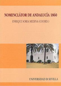 Nomenclator de andalucia 1860 dvd