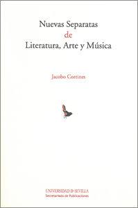 Nuevas separatas de literatura arte y musica