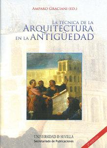Tecnica de arquitectura en la antiguedad