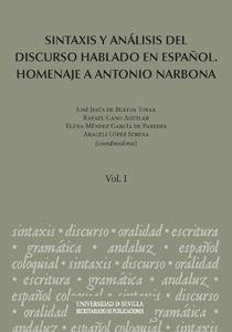 Sintaxis y analisis del discurso hablado en español.vol i ii