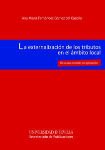 Externalizacion de los tributos en el ambito local,la