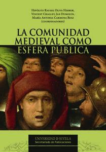 Comunidad medieval como esfera publica,la