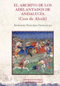 Archivo de los adelantados de andalucia,el