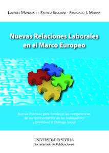 Nuevas relaciones laborales en el marco europeo