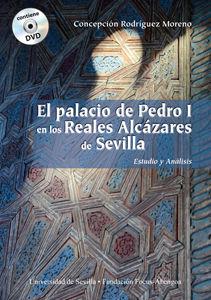Palacio de pedro i en los reales alcazares de sevilla,el