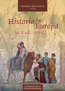 Historia de europa ss x ac v dc