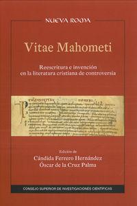 Vitae mahometi reescritura e invencion literatura cristiana