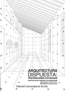 Arquitectura dispuesta preposiciones cotidianas