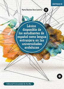 Lexico disponible de los estudiantes de español como lengua