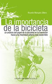 Importancia de la bicicleta,la