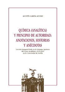 Quimica (analitica) y principio de autoridad: anotaciones, h
