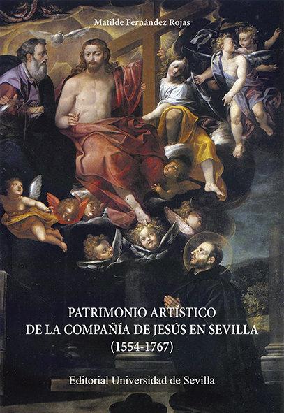 Patrimonio artistico de la compañia de jesus en sevilla (155