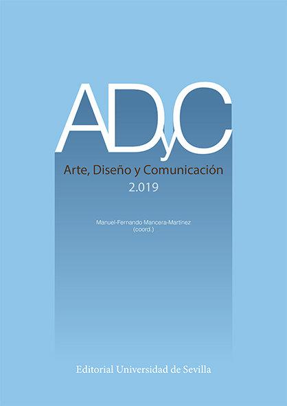 Adyc. arte diseño y comunicación (2019)
