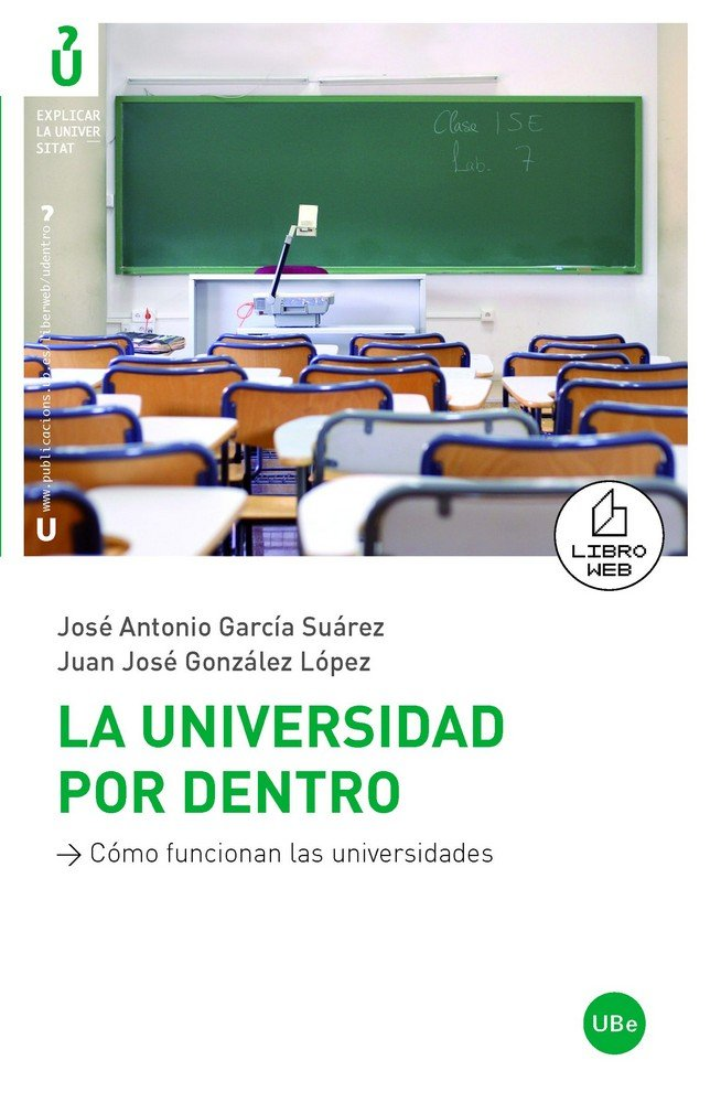 Universidad por dentro,la