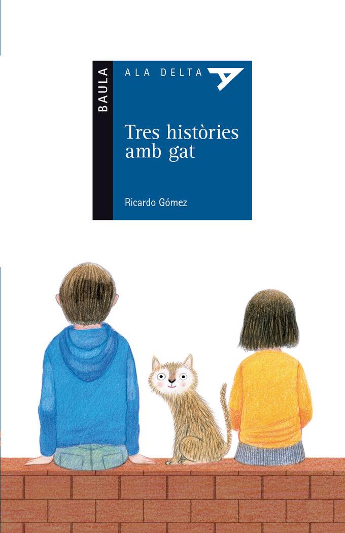 Tres histories amb gat