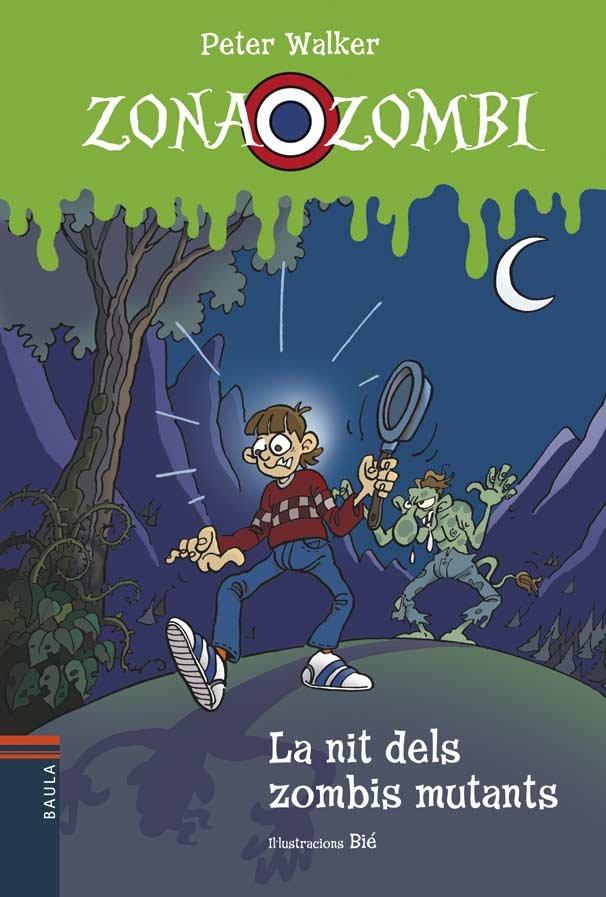 La nit dels zombis mutants rustica