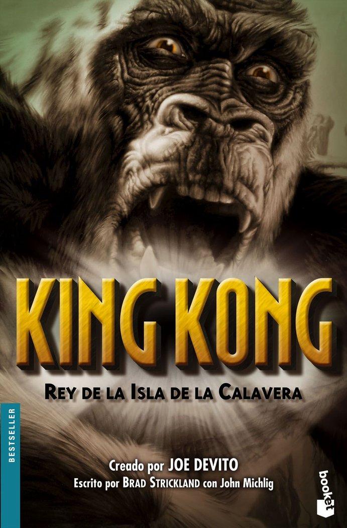 King kong rey de la isla (nf)