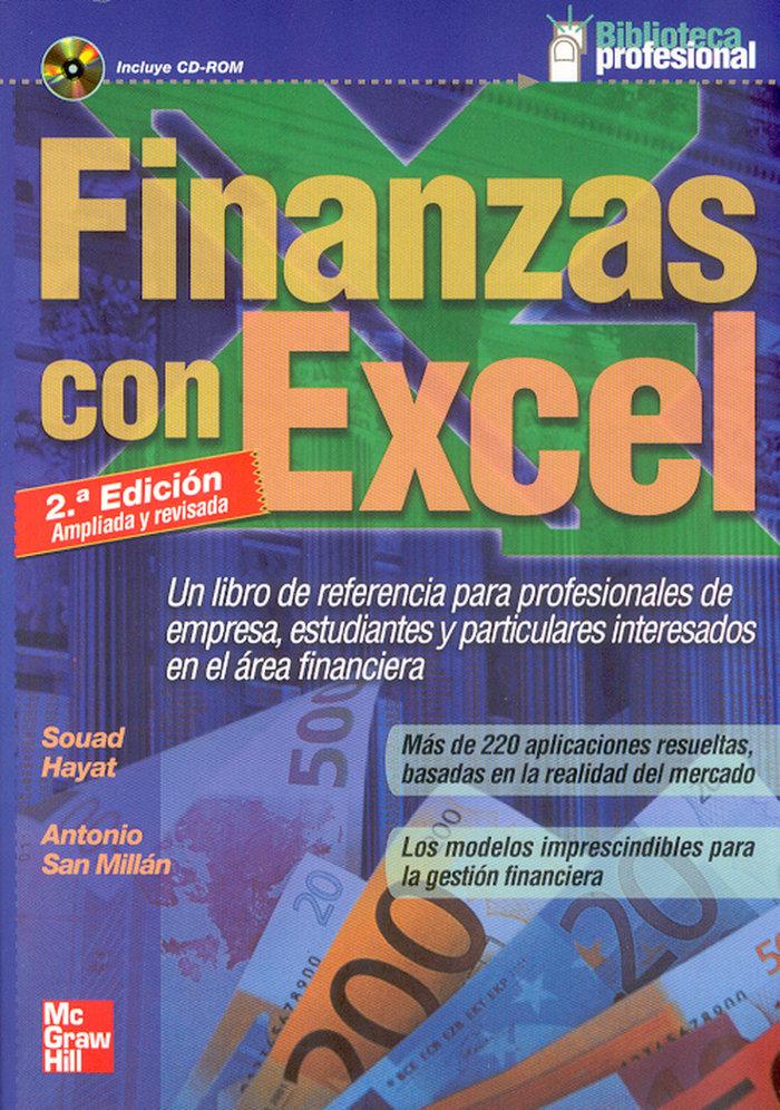 Finanzas con excel 2ªed