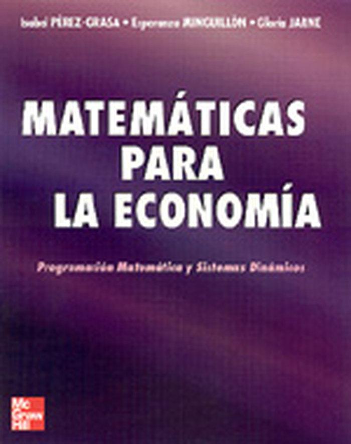 Matematicas para la economia