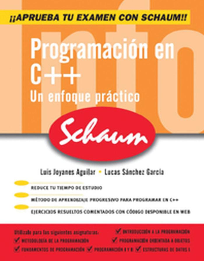 Programacion en c ++ n.schaum