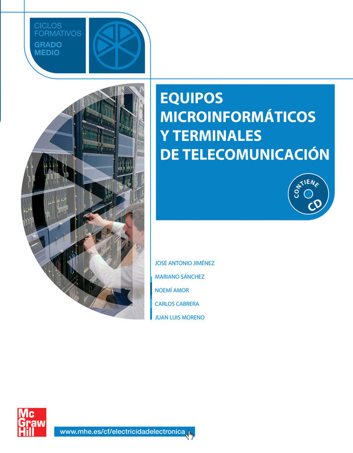 Equipos micro.termin.telecomunic.+cd 06 gm cf